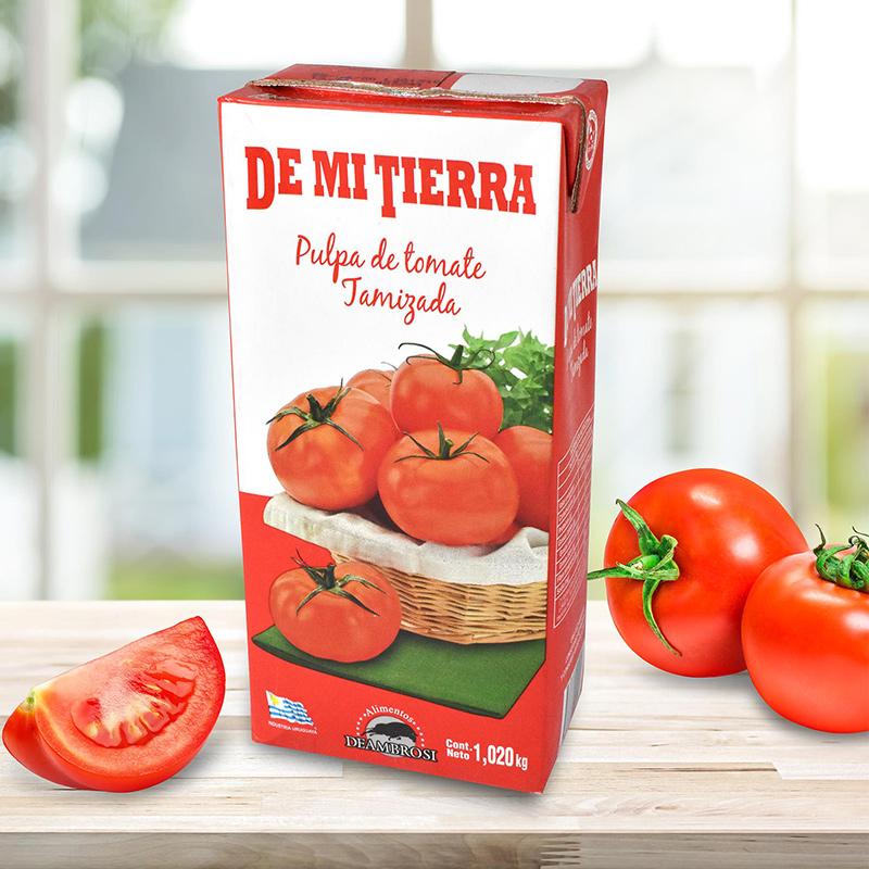 Pulpa de Tomate de Mi Tierra