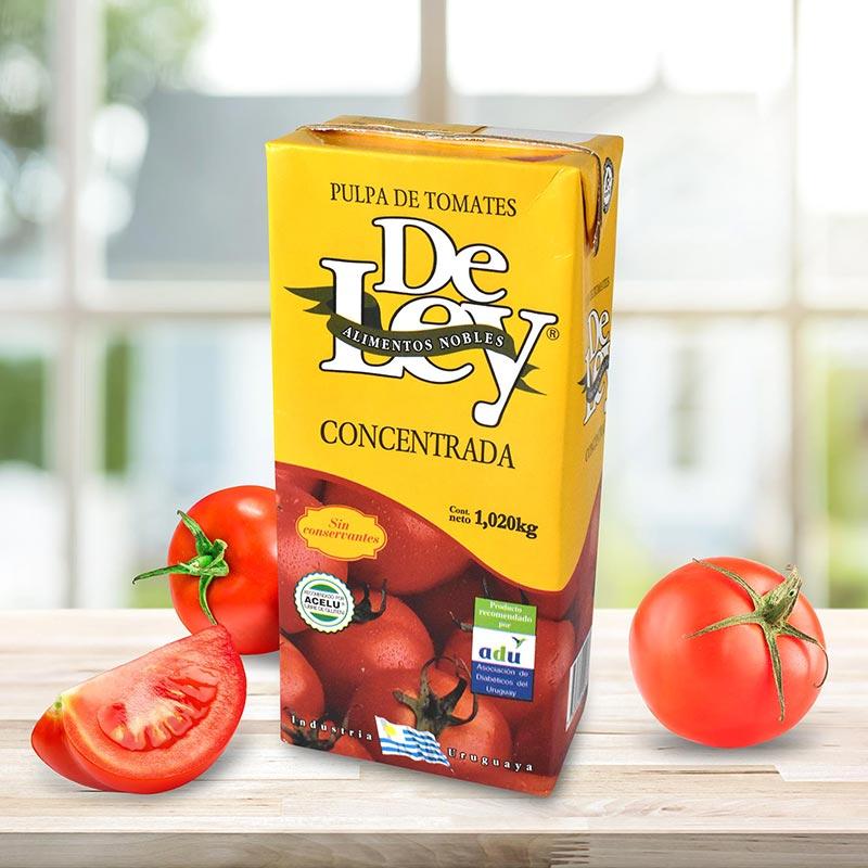 Pulpa de Tomate Concentrada